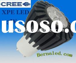 5W GU10 LED Spotlight/5w CREE LED spotlight GU10