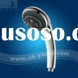 5 Jets ABS Plastic Hand Shower Head YS3813