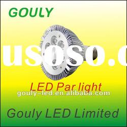 6W high power PAR30 led spot light E27