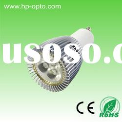 6w gu10 high power led light