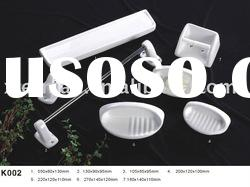 7 Pcs ceramic bathroom accessories