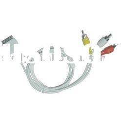 AV Cable for iPod/for iPod nano 3rd & 4th generation