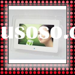 Acrylic 10inch digital photo frame