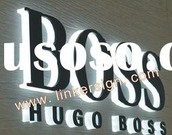 Advertising led channel letters with long life span