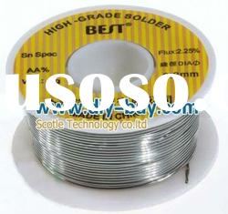 BEST Solder Flux Cord Tin Solder Wire 0.5,0.6,0.8,1.0mm 500g