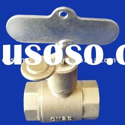 Brass casting part a383 die casting parts