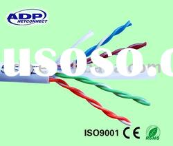 Cat6 UTP/STP/SFTP lan Cable Solid/Stranded