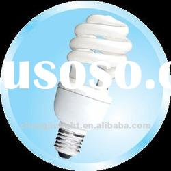 ChangJin New High quality CFL 15W Half spiral energy saving lamps