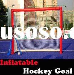 Cheap Hockey Sticks(6*4 INFLATABLE HOCKEY GOAL)