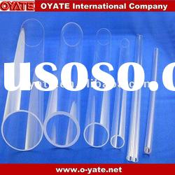 Clear Quartz Tube For Heating Lamp and Heaters