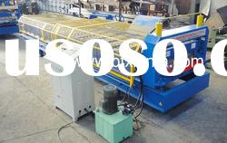 Cold Bending roof panel roll forming machine XF100-960
