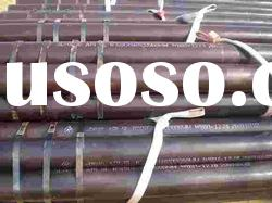 Cold drawn carbon seamless steel pipes