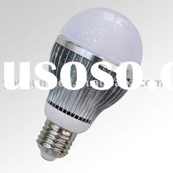 Color changing led light bulb