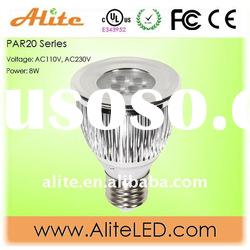 Cree high power PAR20 LED lamp with UL