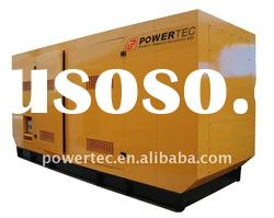 Cummins Engine Diesel Power Generator Set silent type