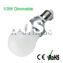 E27 LED Bulb AU03-B1*3W LED bulb light