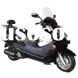 EEC/EPA DOT Approved Gas Motor Scooter Equipped with 4 Stoke 150cc Engine MS1523EEC/EPA
