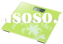 Electronic Personal Scale Bathroom Scale Digital Body Scale X1-GF