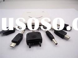 Emergency Mobile Phone Battery Charger With 1900MAH