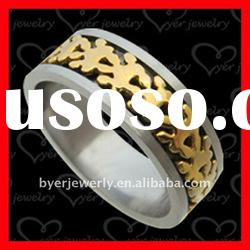 Fashion Ring 316l stainless steel jewelry