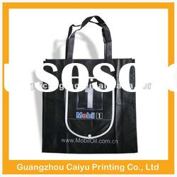 Foldable non woven promotional bag