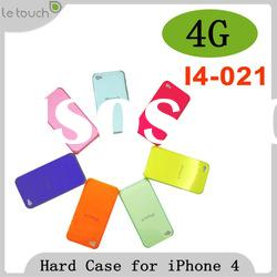 For Apple Accessories - Plastic Case Cover for iPhone 4