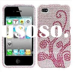 For iPhone 4S Hard Case Cover
