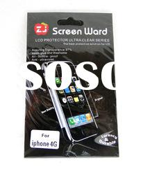 For iphone 4g Lcd screen protector