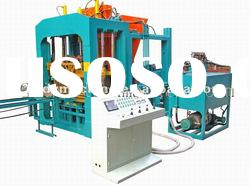 Full automatic Concrete Hollow Block Machine Production Line