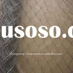 Galvanized Iron Wire Mesh Fence