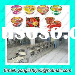 Good Taste Instant Noodles Production