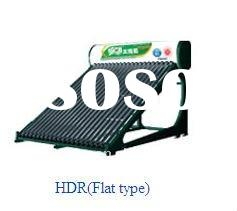 HIMIN PRESSURIZED HDR(Flat type)SOLAR WATER HEATER