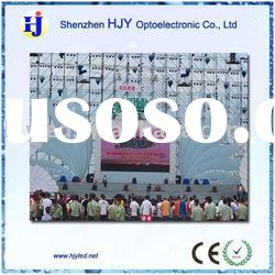 HJY 10mm Outdoor Full Color Rental LED Display