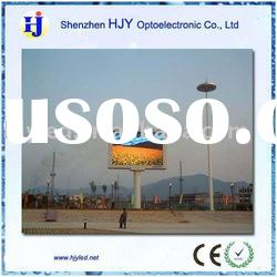 HJY 12.5mm Outdoor Full Color Advertising LED Display