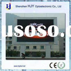 HJY 20mm Outdoor Full Color Advertising LED Display