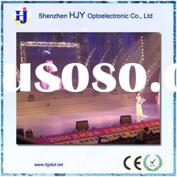 HJY 6mm Indoor Full Color Stage LED Display