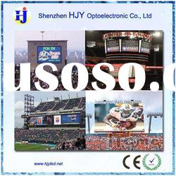 HJY Outdoor Full Color Stadium Sports LED Display