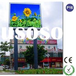 HJY P16 Outdoor Full-color 2R1G1B LED Display