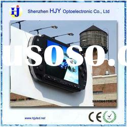 HJY full color outdoor led display led screen 20mm