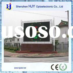 HJY outdoor full color advertising led display