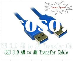 Hi-speed USB 3.0 AM to BM Receive and Transmit Cable for Audio& Video