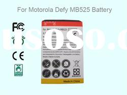 High Quality High Capacity 3500mAh Long Lasting mb525 defy Mobile phone battery