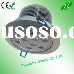 High power led ceiling down light 9w CREE ( home and office lighting )