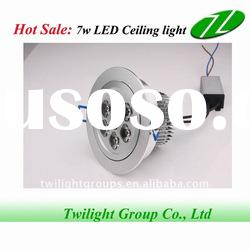 High quality and best price High Power 7W LED Down Light(CE&ROHS)