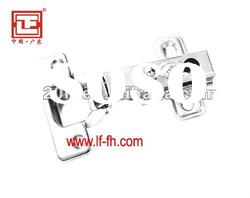 High quality hinge for cabinet with two holes