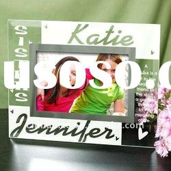 Home Decoration Personalized Crystal Photo Frame for Souvenir XK0077-YF