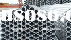ISO Hot Dipped Prime Galvanized Steel Pipe /GI Pipe for Structure