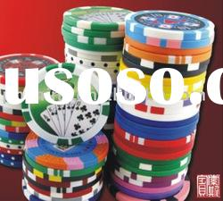 JCP-006 Acrylic Poker Chips,Gambling Chips