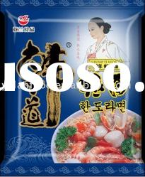 Korean Shrimp Flavor Instant Noodles