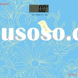 LCD Electronic/Digital Household Scale LCD Electronic/Digital Bathroom Glass Scale